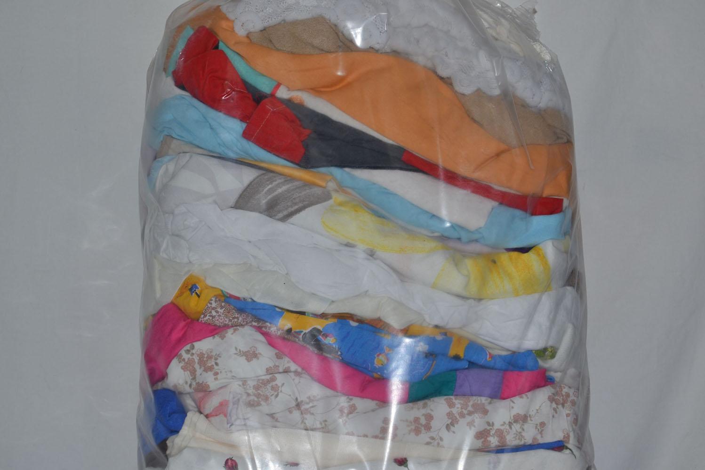 BYT0900 Смесь бытового текстиля; код мешка 12233504