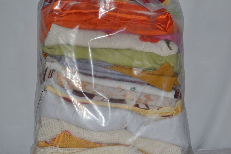 BYT0900 Смесь бытового текстиля; код мешка 12236590
