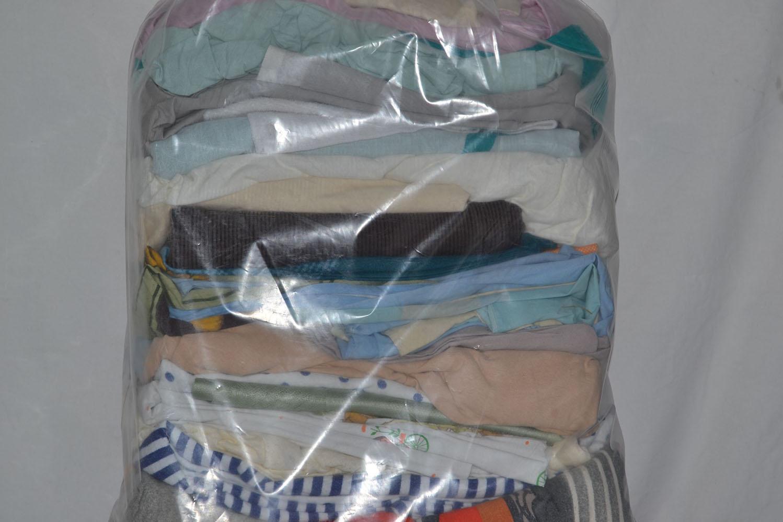BYT0900 Смесь бытового текстиля; код мешка 12234526