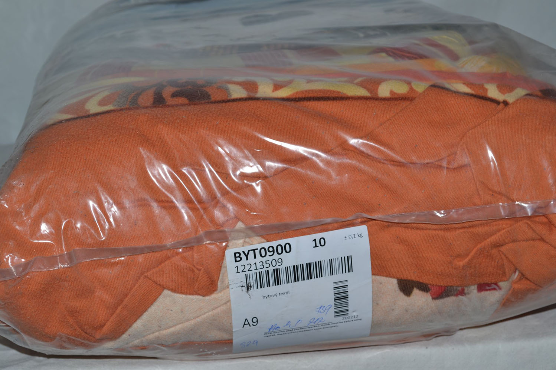 BYT0900 Смесь бытового текстиля; код мешка 12213509