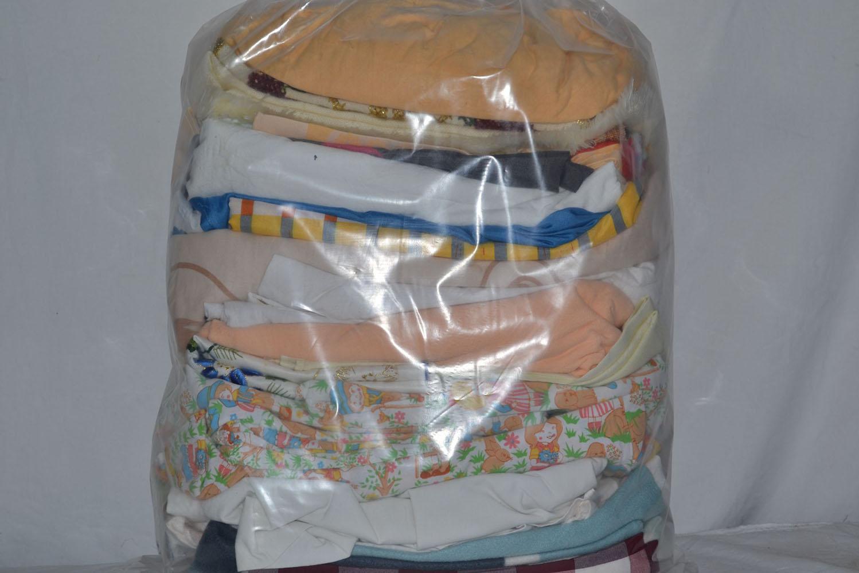 BYT0900 Смесь бытового текстиля; код мешка 12236585