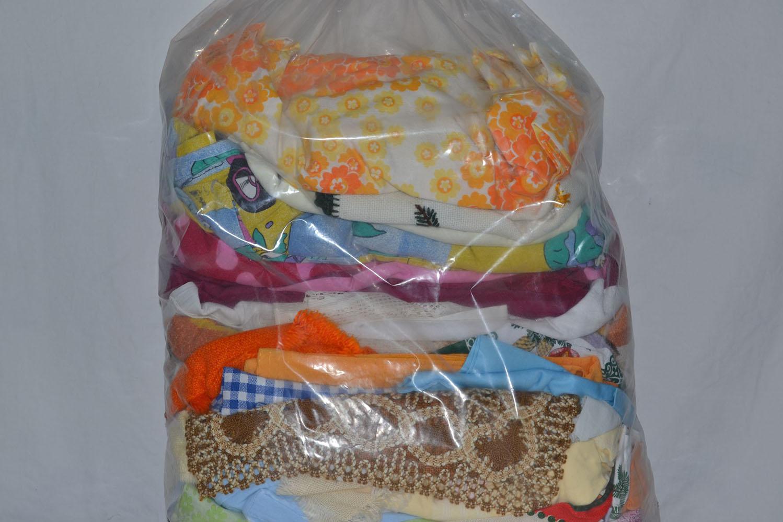 BYT0900 Смесь бытового текстиля; код мешка 12210099
