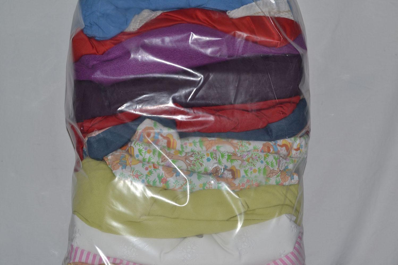 BYT0900 Смесь бытового текстиля; код мешка 12236583