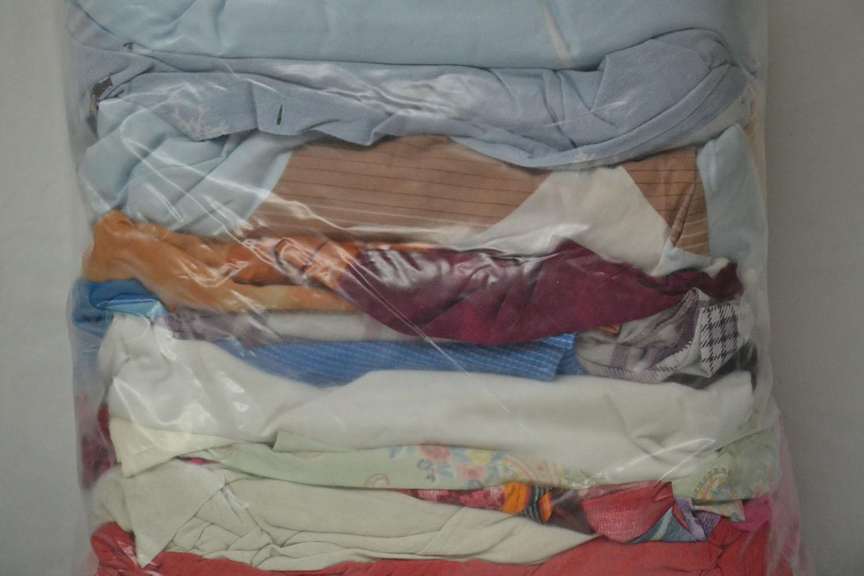 BYT0900 Смесь бытового текстиля; код мешка 12270560