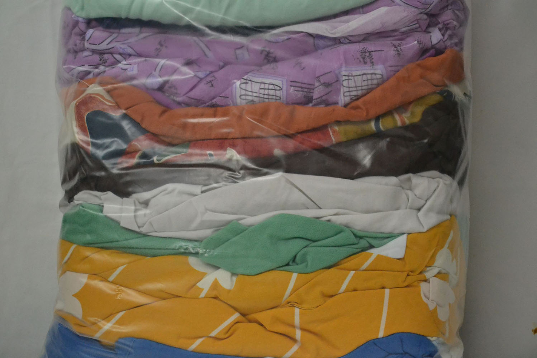 BYT0900 Смесь бытового текстиля; код мешка 12268309