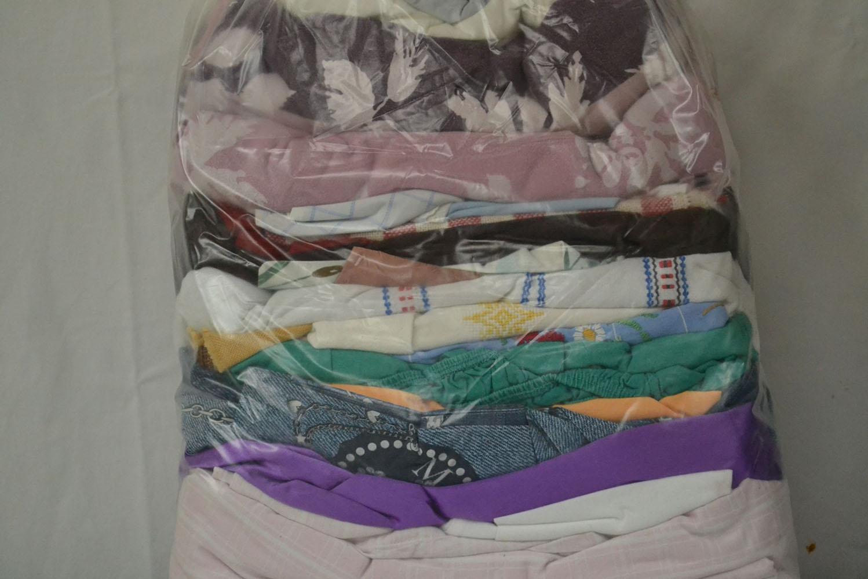 BYT0900 Смесь бытового текстиля; код мешка 12265864