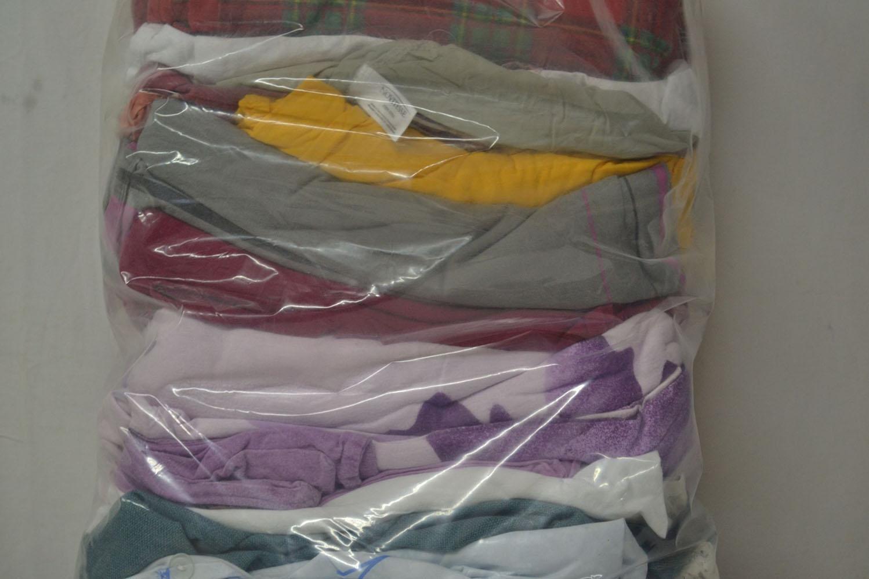 BYT0900 Смесь бытового текстиля; код мешка 12294313