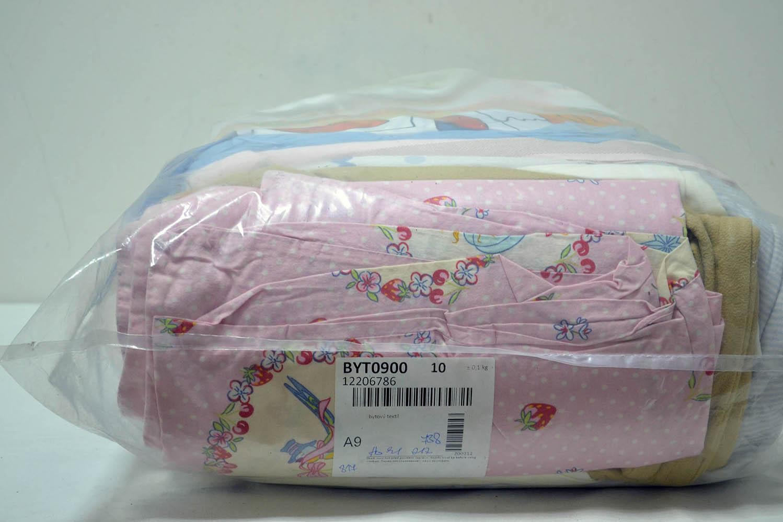 BYT0900 Смесь бытового текстиля; код мешка 12206786