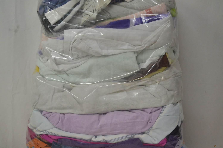 BYT0900 Смесь бытового текстиля; код мешка 12278552