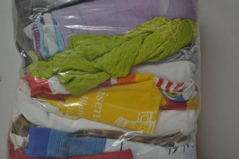BYT0900 Смесь бытового текстиля; код мешка 12295361