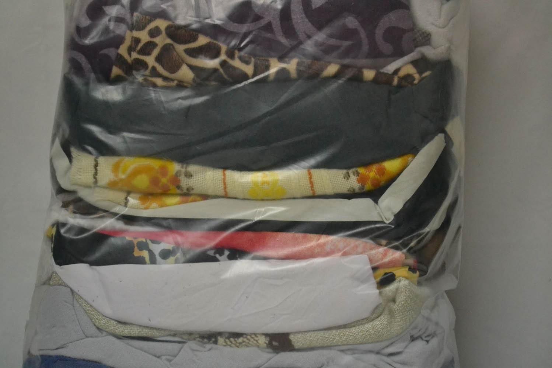 BYT0900 Смесь бытового текстиля; код мешка 12266963