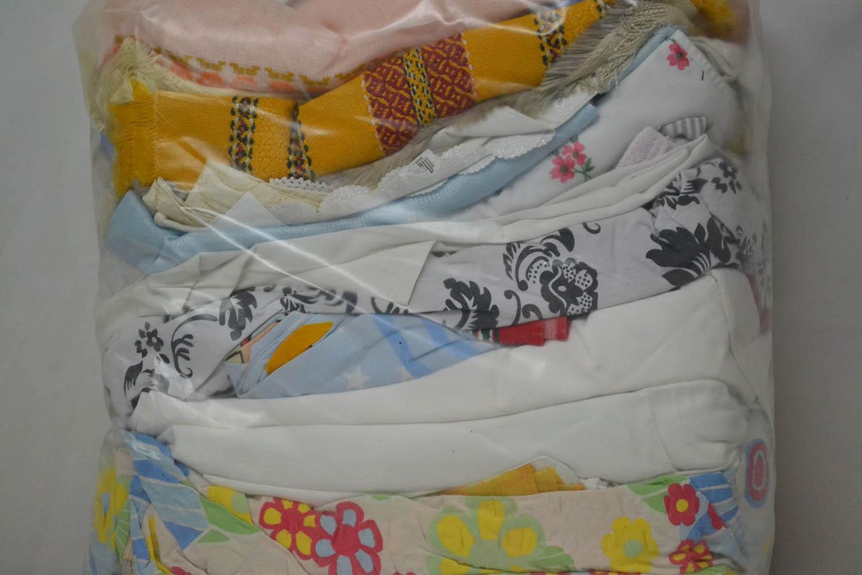 BYT0900 Смесь бытового текстиля; код мешка 12266969