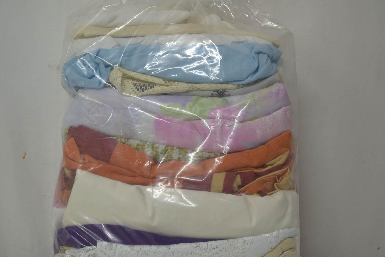 BYT0900 Смесь бытового текстиля; код мешка 12294306
