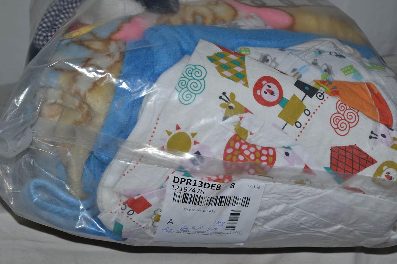 DPR13008DE Одеяла детские ;код мешка 12197476