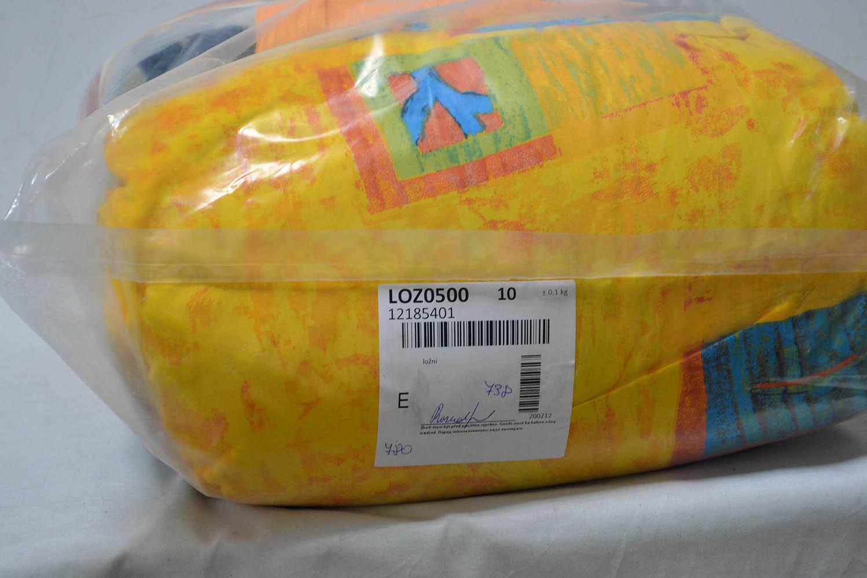 LOZ0500 Постельное белье; код мешка 12185401