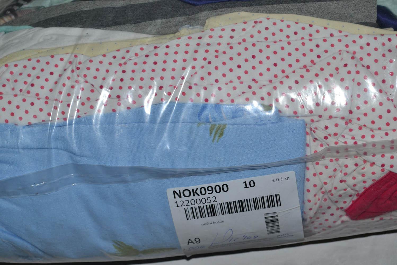 NOK0900 Ночные рубашки; код мешка 12200052