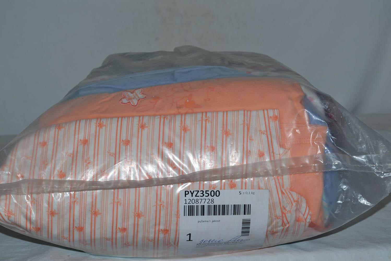 PYZ3500 Пижамы; код мешка 12087729