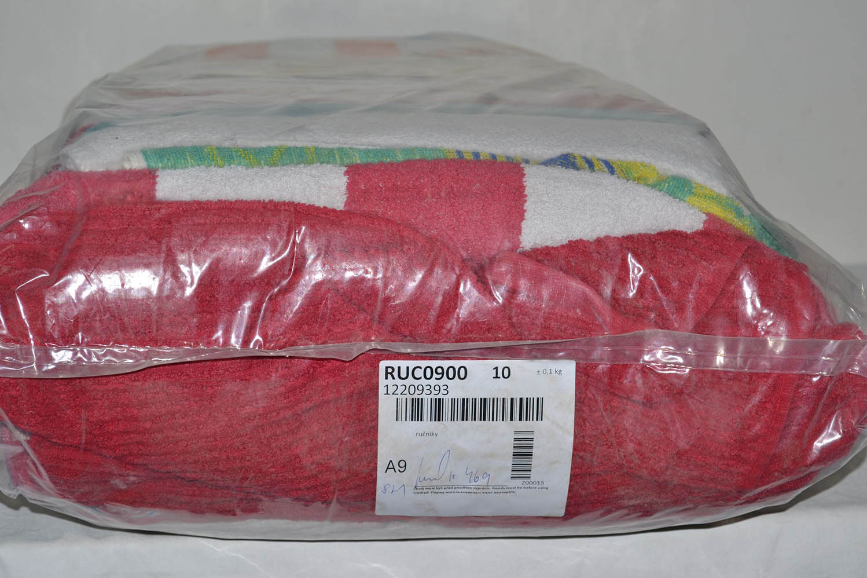 RUC0900 Полотенца; код мешка 12209393
