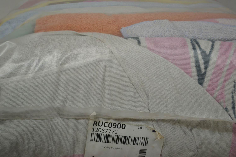 RUC0900 Полотенца; код мешка 12087772
