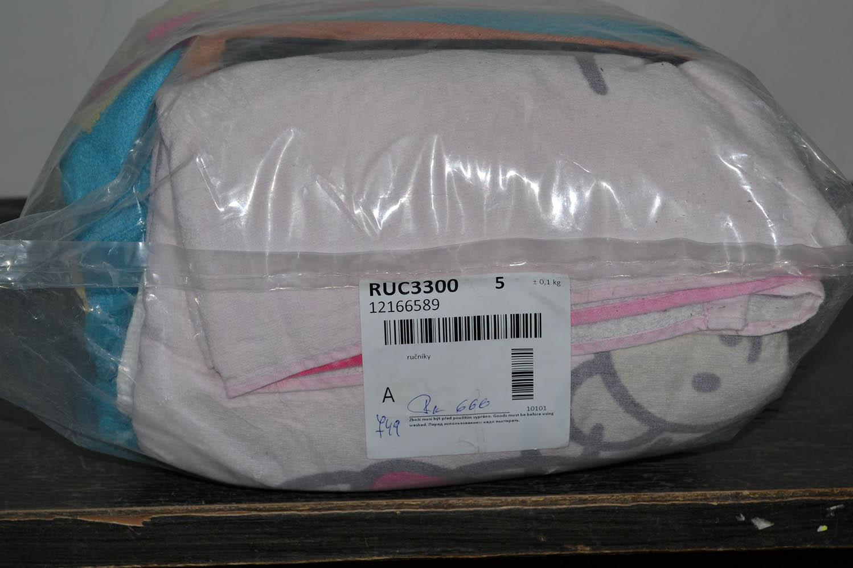 RUC3300 Полотенца; код мешка 12166589