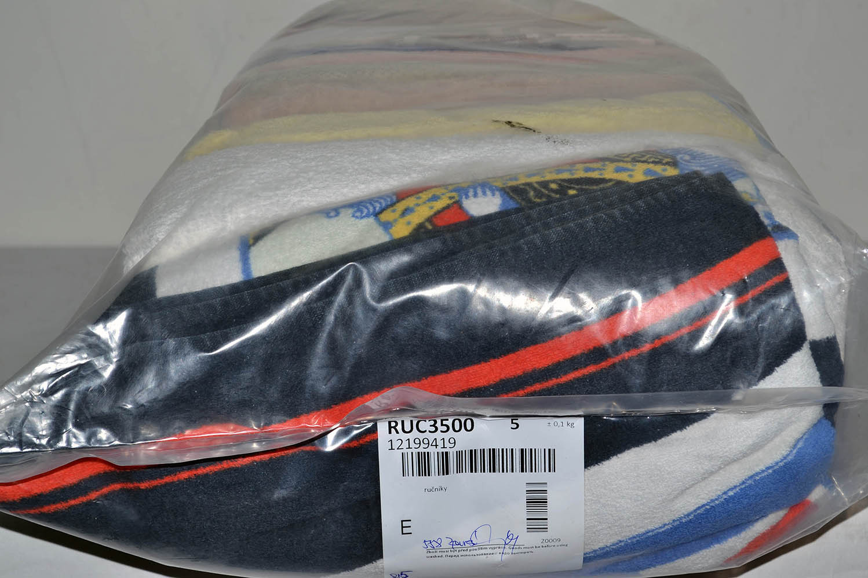 RUC3500 Полотенца; код мешка 12199419