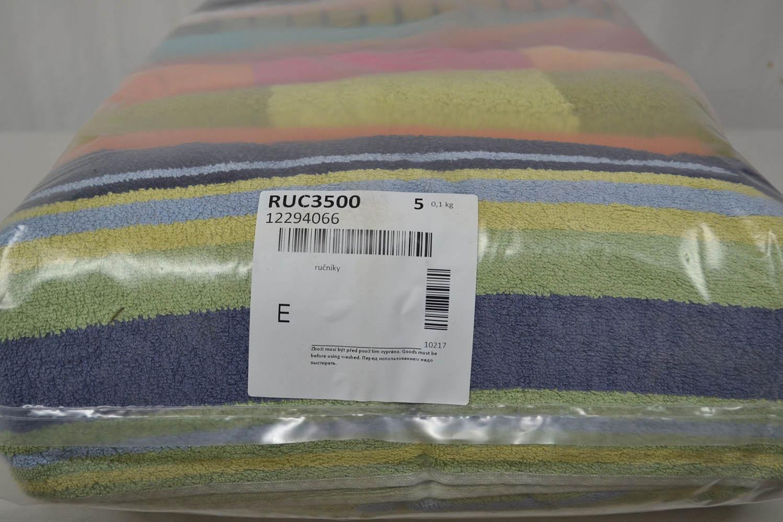 RUC3500 Полотенца; код мешка 12294066