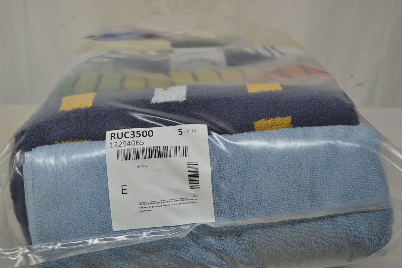 RUC3500 Полотенца; код мешка 12294065