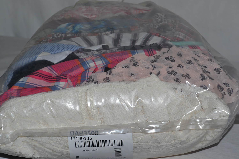 DAH3500 Женская блузка; код мешка 12190136