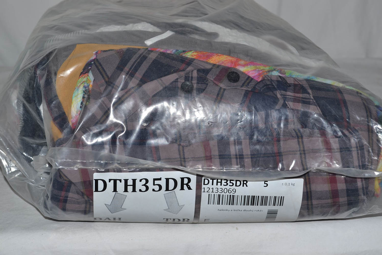 DTH35DR  Женские блузки и тонковки дл.рукав;код мешка 12133069