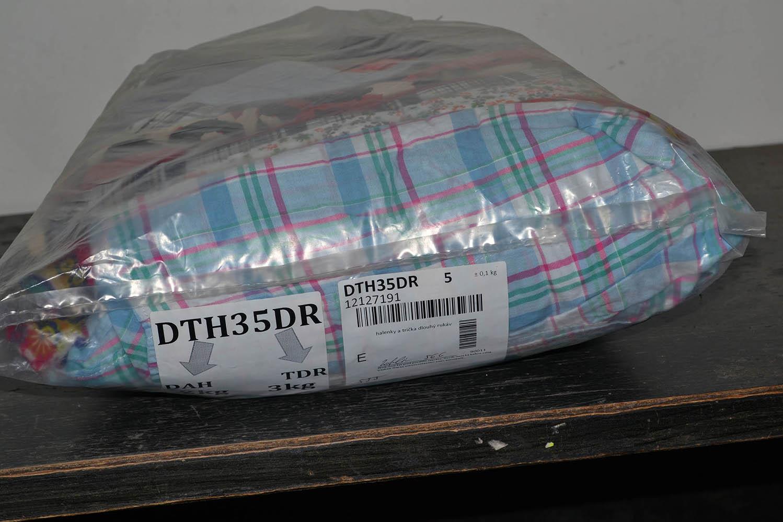 DTH35DR  Женские блузки и тонковки дл.рукав;код мешка 12127191