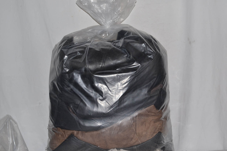 KOZ0300 Кожаная одежда; код мешка 12242978