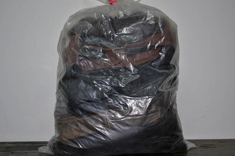 KOZ0500 Кожаная одежда; код мешка 12130868