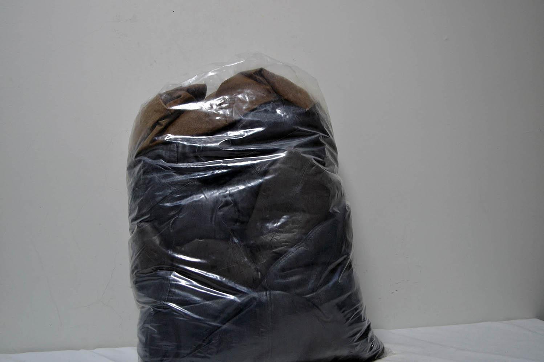 KOZ0900 Кожаная одежда; код мешка 12171707