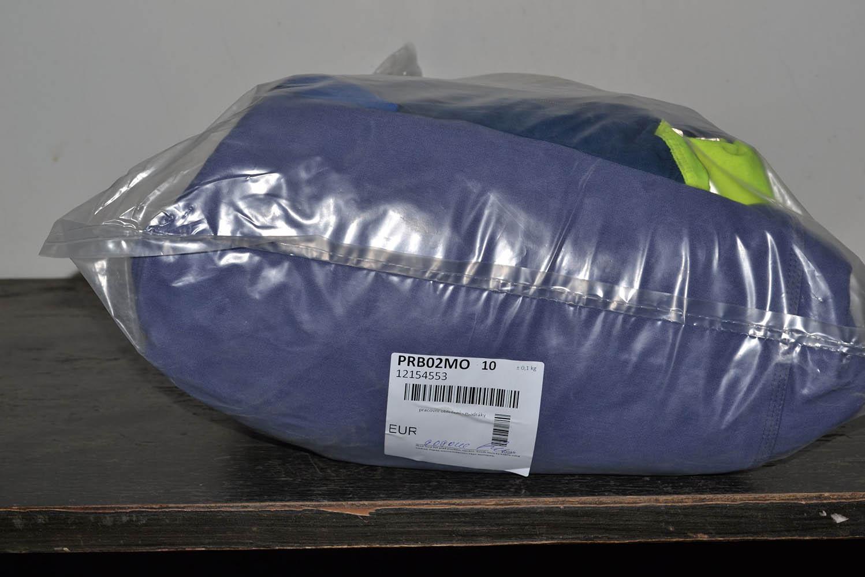 PRB02MO; рабочая одежда синяяя; код мешка 12154553