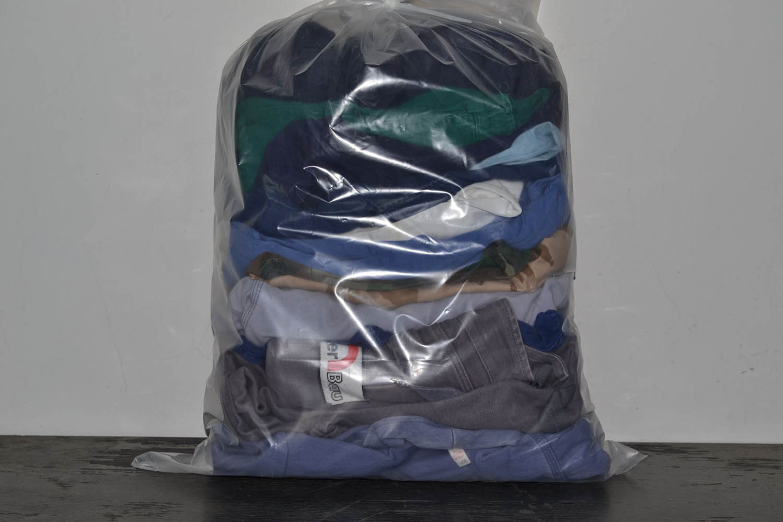 PRB03MO; рабочая одежда синяя; код мешка 12110578