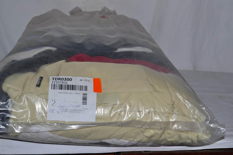 TDR0300 Майки с длинным рукавом; код мешка 12107831