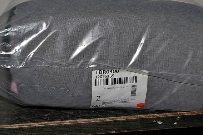TDR0300 Майки с длинным рукавом; код мешка 12075155