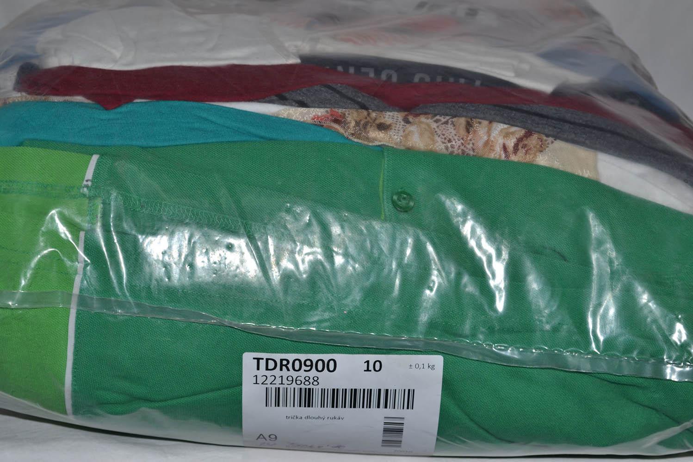 TDR0900 Майка с длинным рукавом;код мешка 12219688