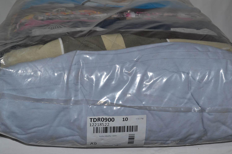 TDR0900 Майка с длинным рукавом;код мешка 12218522