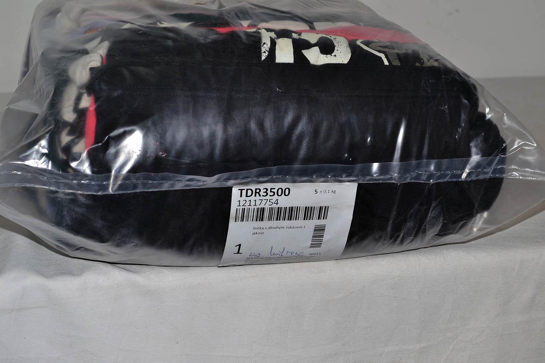 TDR3500 Майки с длинным рукавом; код мешка 12117754