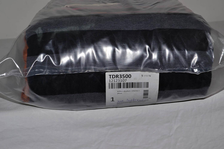 TDR3500 Майки с длинным рукавом; код мешка 12123107