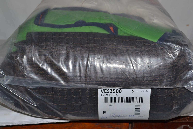 VES3500 Безрукавки; код мешка 12208816