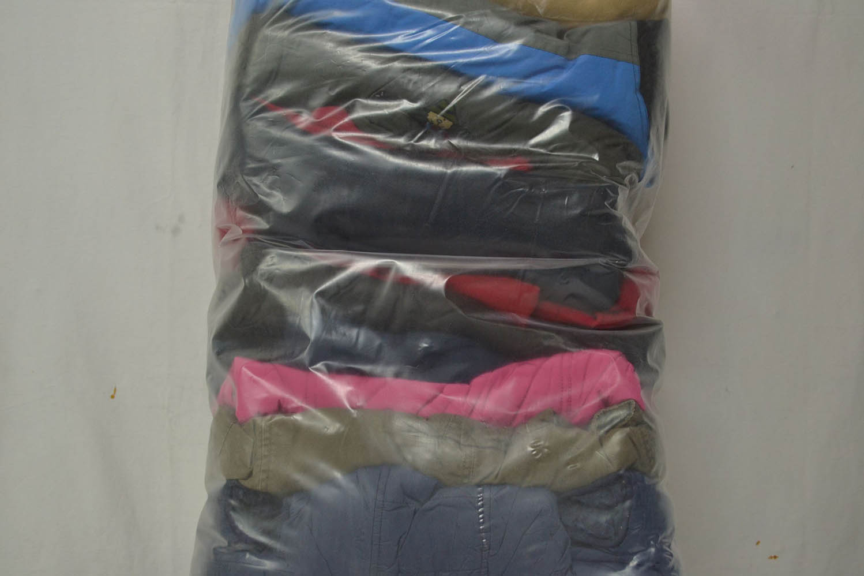 DEB09ZI ; Детские зимние куртки; код мешка 12254889