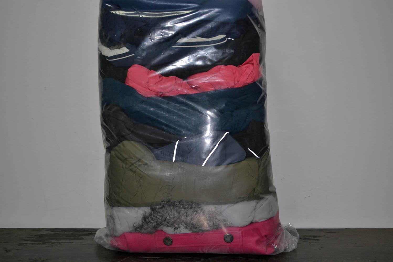 DEB03ZI Детская куртка зимняя; код мешка 12156313