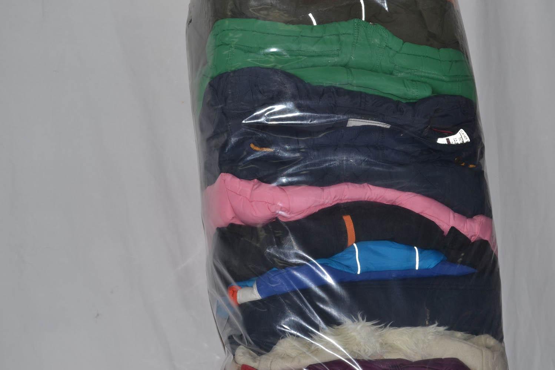 DEB09ZI ; Детские зимние куртки; код мешка 12238276