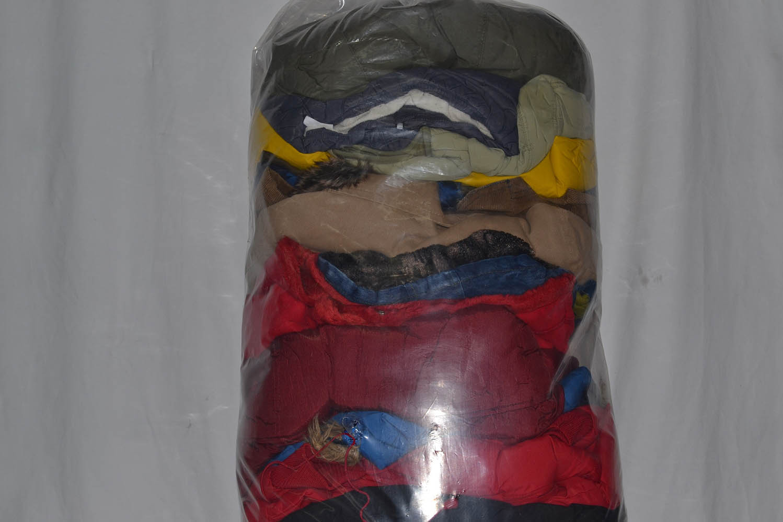 DEB09ZI ; Детские зимние куртки; код мешка 12242254