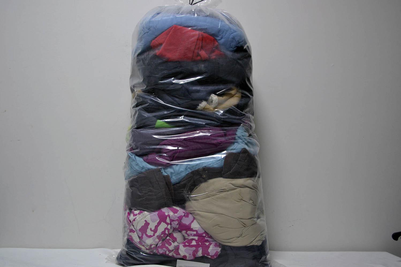 DEB09ZI ; детские зимние куртки; код мешка 12168766
