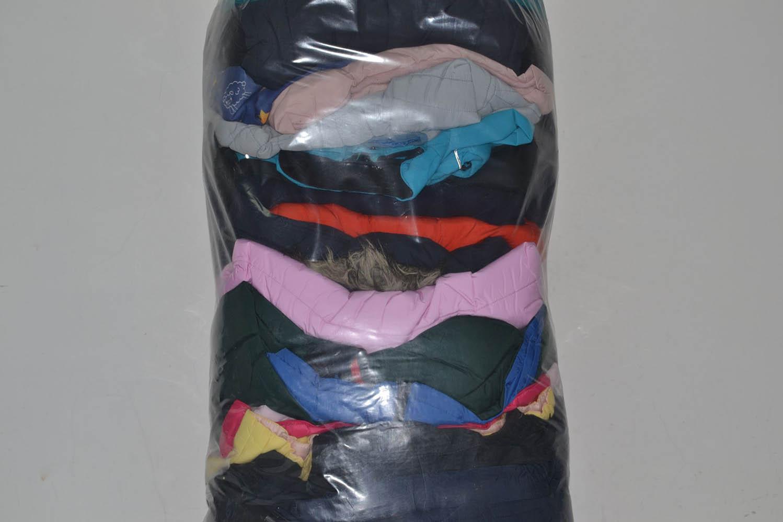 DEB09ZI ; детские зимние куртки; код мешка 12192818