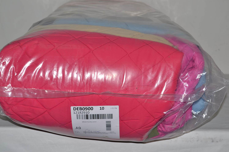 DEB09ZI ; детские зимние куртки; код мешка 12182910