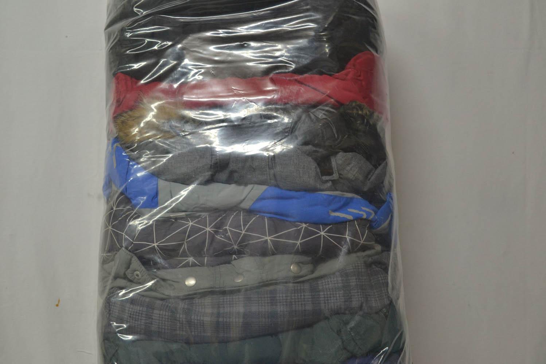 DEB09ZI Детская куртка зимняя; код мешка 12294029